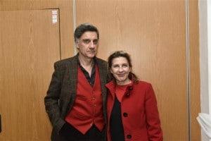 Marco Tullio Barboni e Danijela Babic (Small)