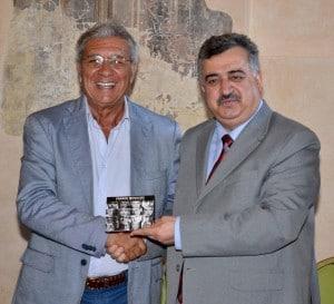 L Ambasciatore con Franco Micalizzi