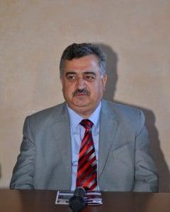 l Ambasciatore della Repubblica dell Iraq co la Santa Sede_ Omer Ahmed Karim Berzinji