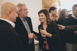 Da sx Maurizio Ferrini_Franco Micalizzi_Lisa Bernardini (Small)