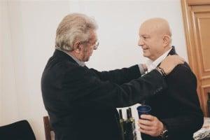 Da sx_Franco Micalizzi e Maurizio Ferrini (Small)