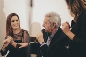 Da sx_Valentina Ducros con Franco Micalizzi (Small)
