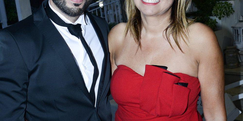 Anthony Peth e Lisa Bernardini