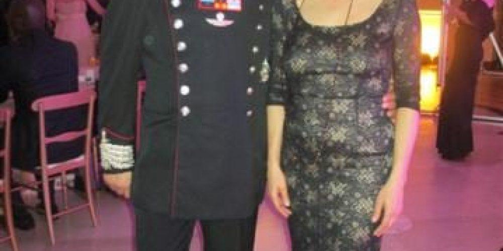 Lisa Bernardini con il governatoire Marra (Small)